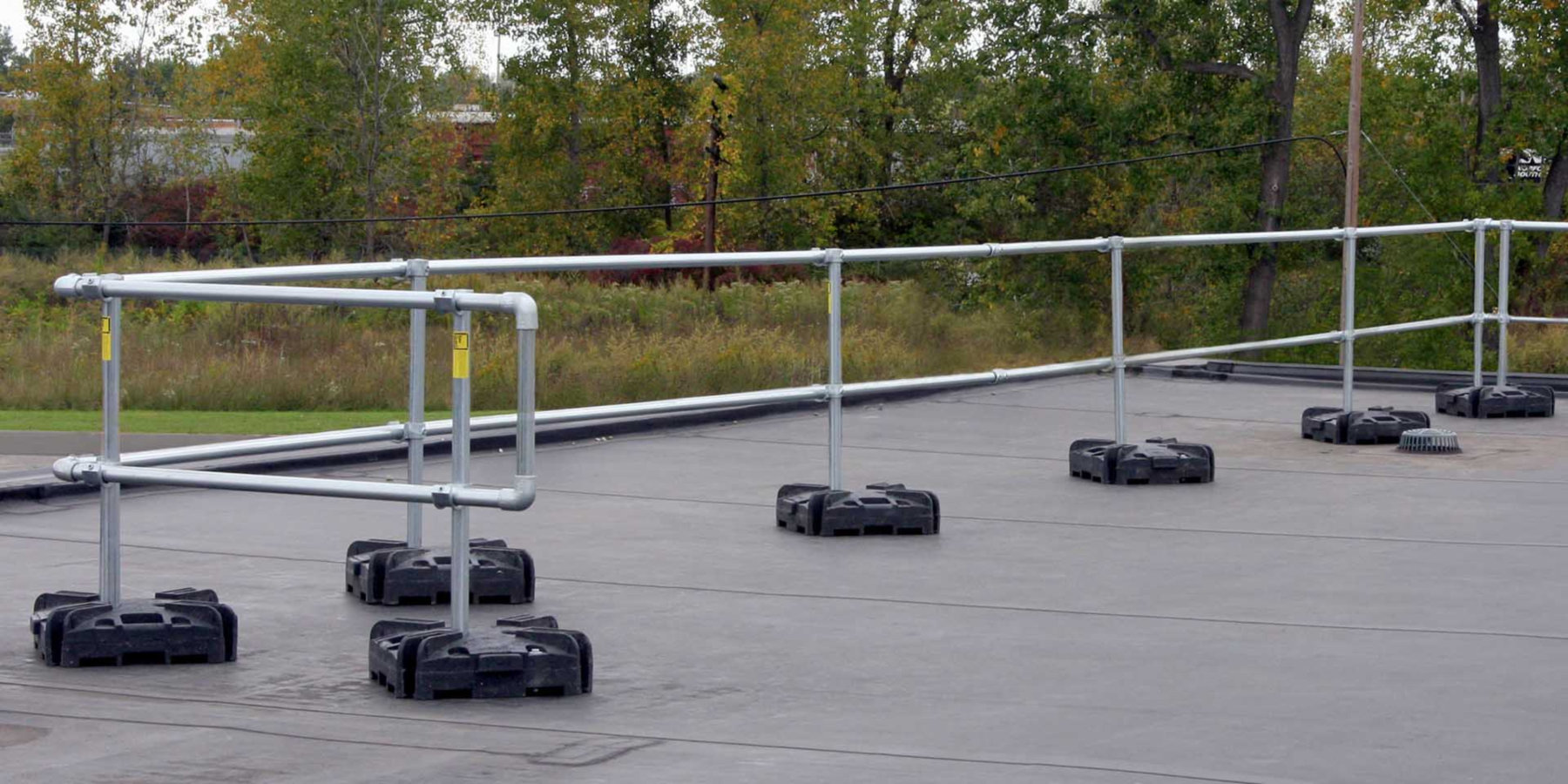 Portable Safety Railing Systems