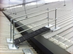 Roof Crossover Ramp