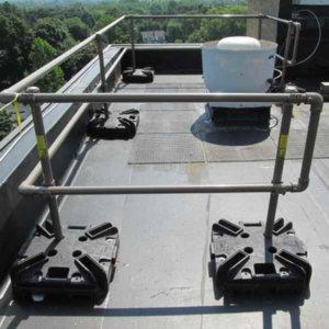 Portable Guardrail