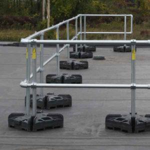 Mobile Guardrail