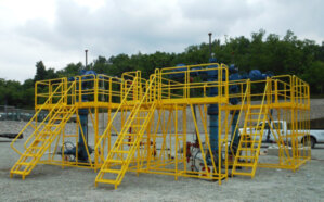 Well Head Access Platform