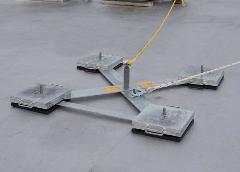 Commercial Roof Anchors