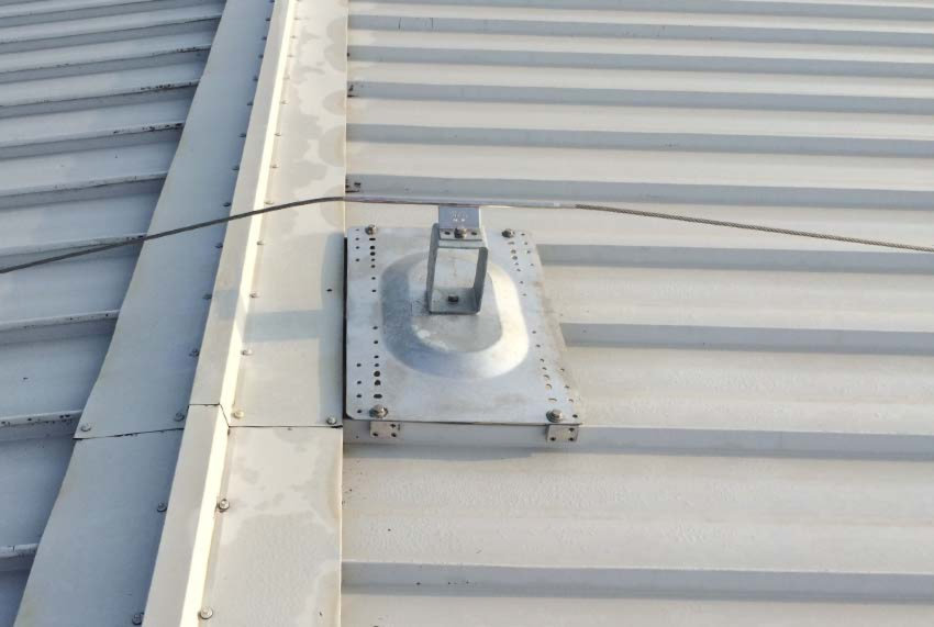 Safety Anchor Points, Roof Anchors, Permanent & Removable