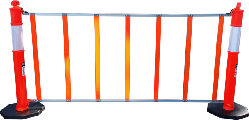 Roll-Up Fence