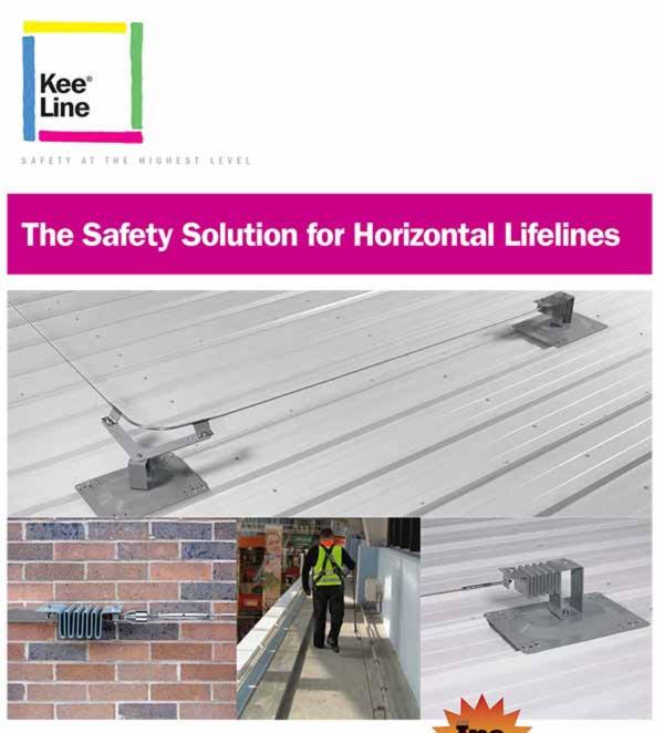 Kee Line Horizontal Lifeline