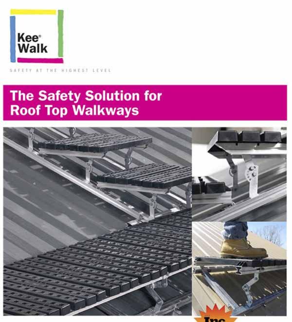 KeeWalk Rooftop Walkway