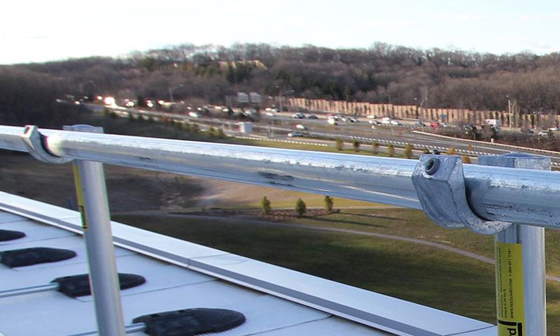 KeeGuard Roof Railing