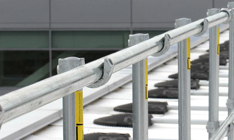 KeeGuard Rooftop Railing