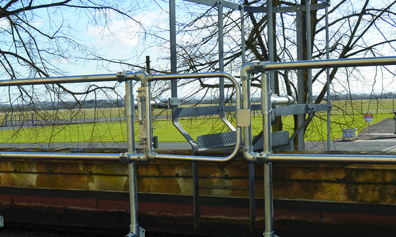 Safety Gates