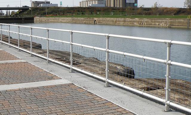 OHSA Compliant Guardrail