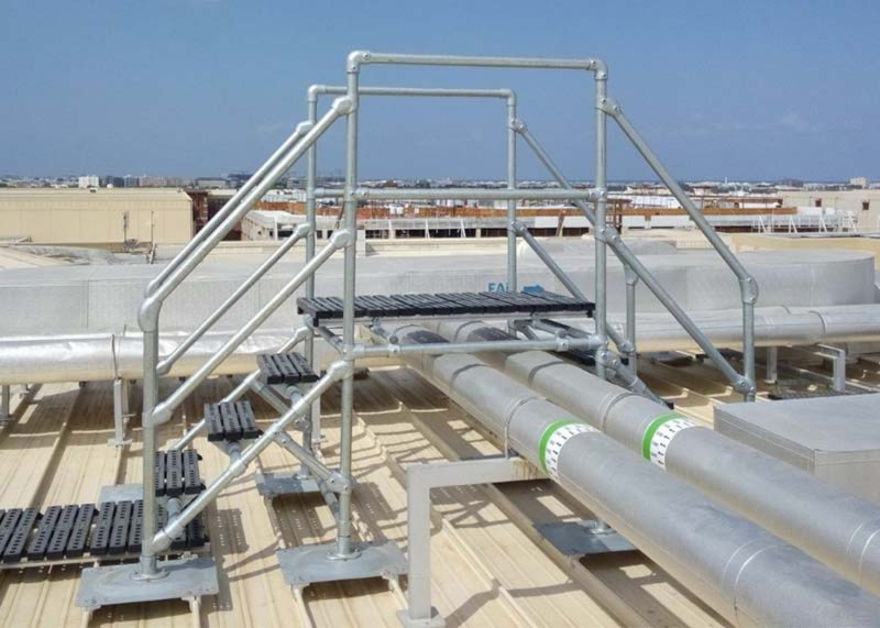 Cross Over Pipes & Air Ducts