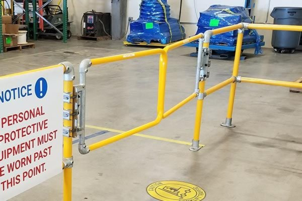 Universal Size Double Wide Safety Gate