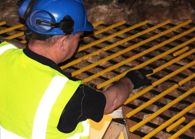 Oxford Safety attic platform