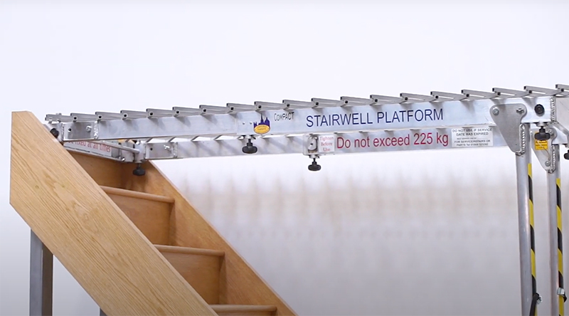 Oxford SPS Stairwell Protection System