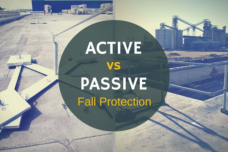 Passive or Active Fall Protection