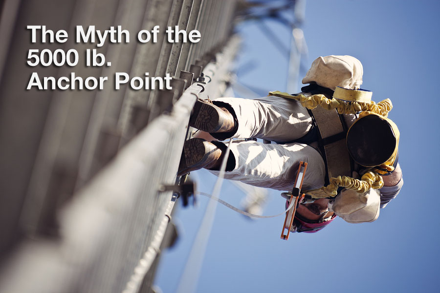 The Myth of the 5000 lb. Anchor Point