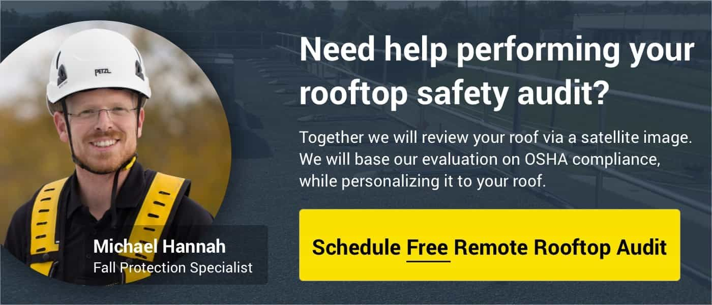 Schedule a free remote audit