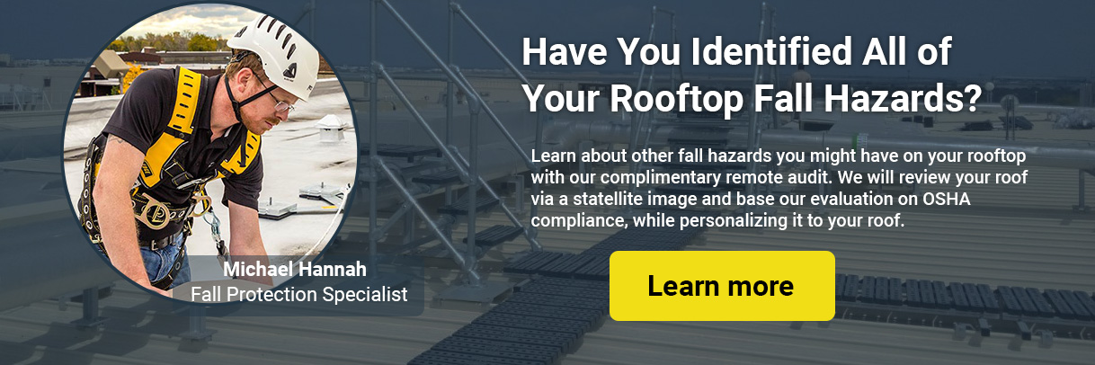 Schedule a free rooftop remote audit