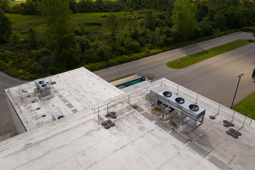 KeeGuard rooftop safety upstate new york