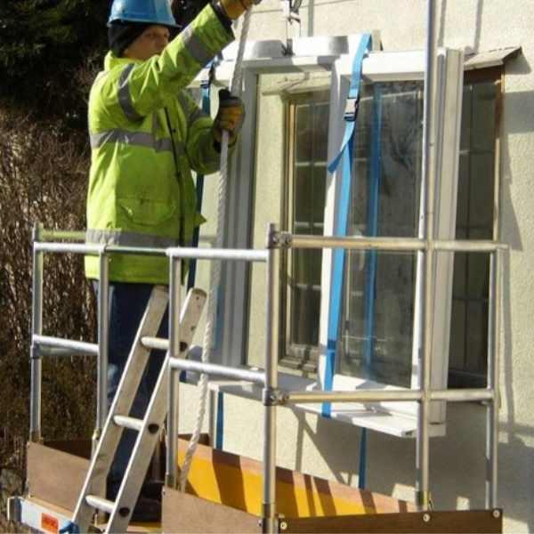 Window Installation Platform