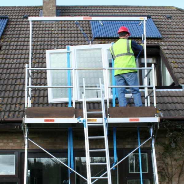 Window-Dec Window Installation Platform