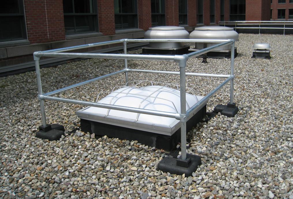 skylight railing