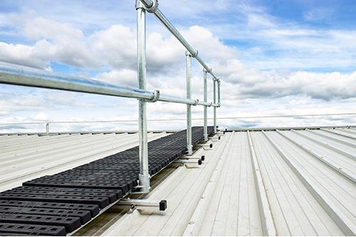 Kee Walk Roof walkway system