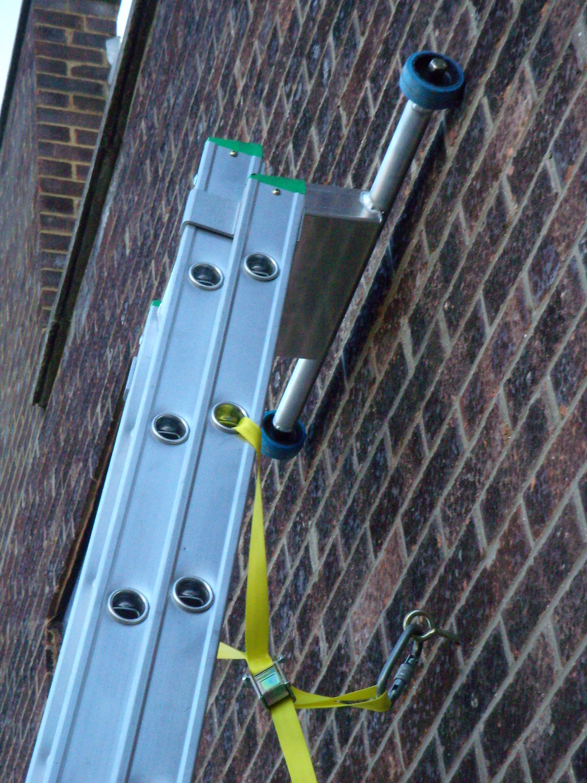 ladder lanyard tie