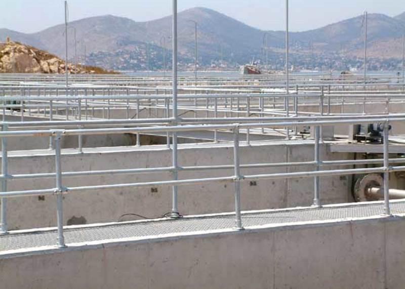 OSHA safety railing