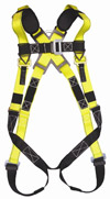 Better Safety Harnesses
