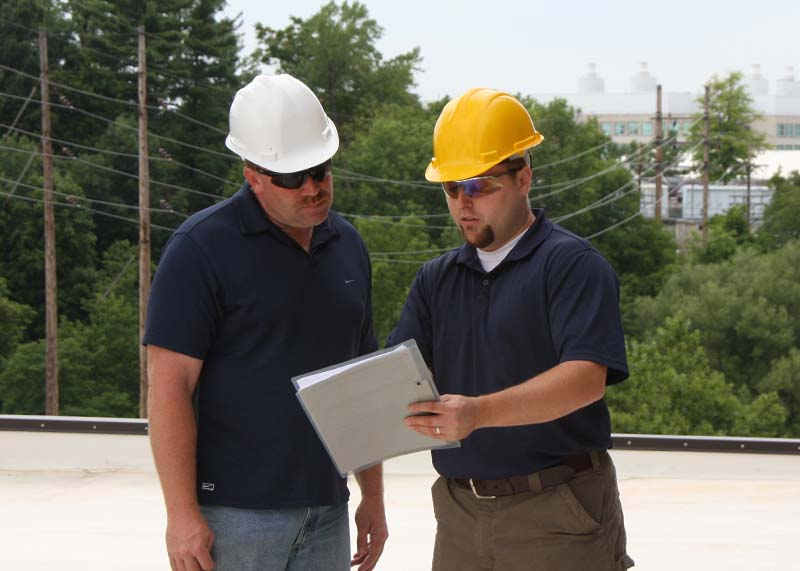 fall protection equipment training and inspection